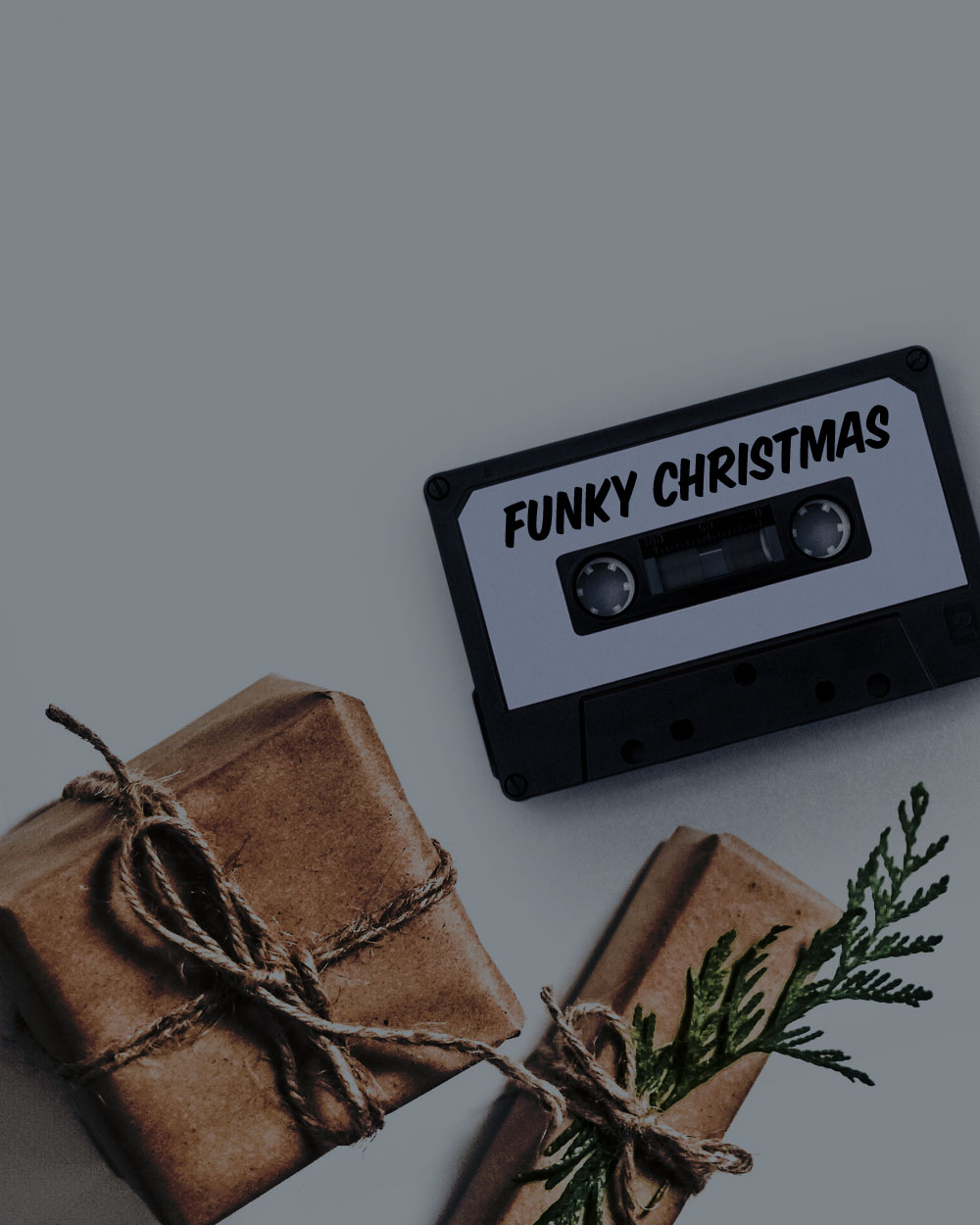 Have yourself a funky little Christmas